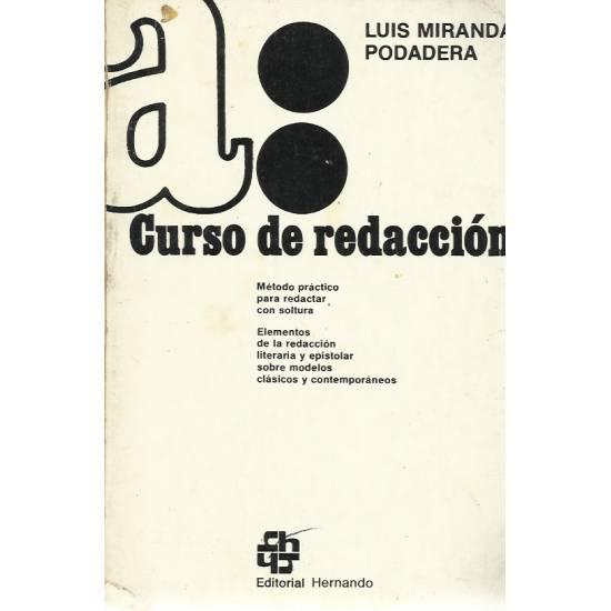 Curso de redaccion Luis Miranda