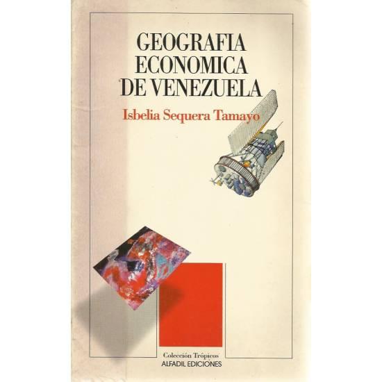 Geografia economica de Venezuela