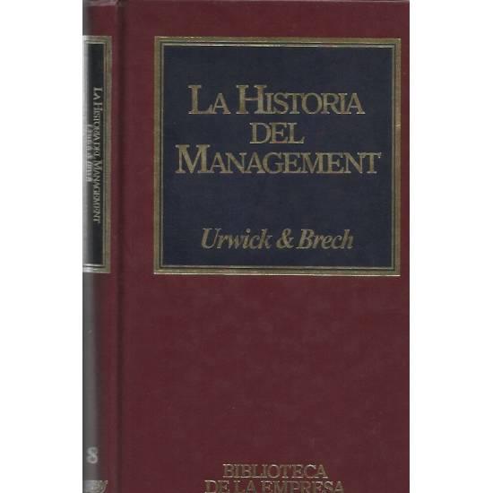 La historia del management