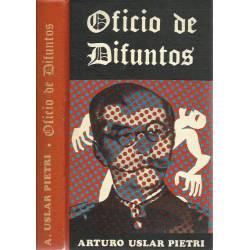 Oficio de difuntos (Novela)