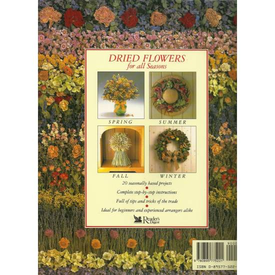 Dried Flowers for all seasons