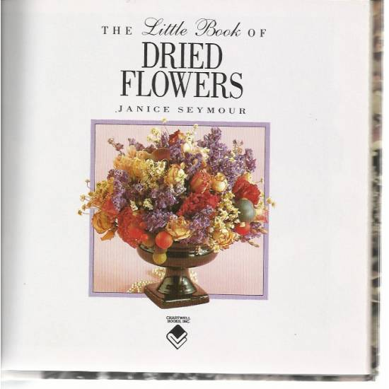 The little book of dried flowers