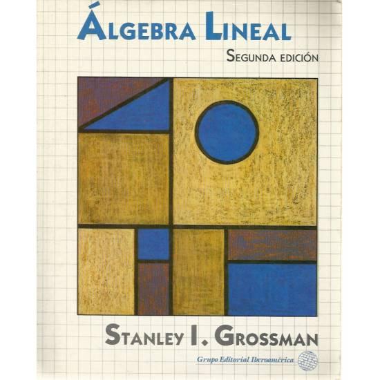 Algebra lineal Grossman