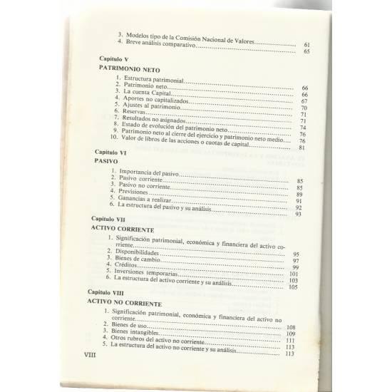 Analisis e interpretacion de estados contables