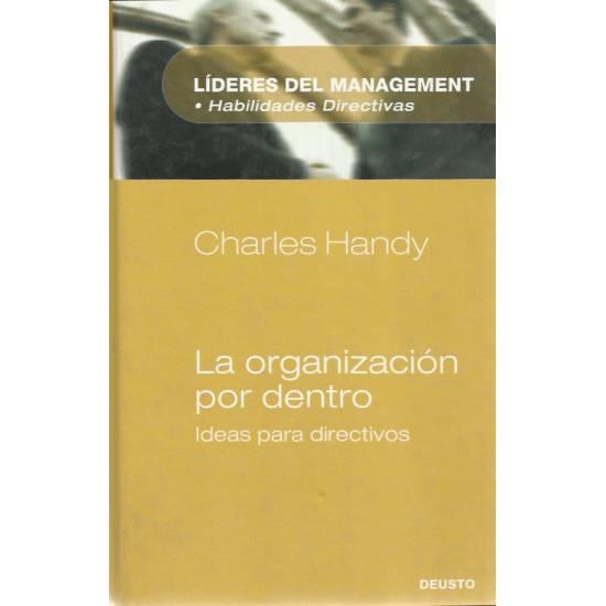 La organizacion por dentro