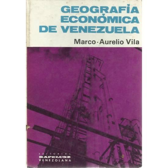 Geografia economica de Venezuela Vila