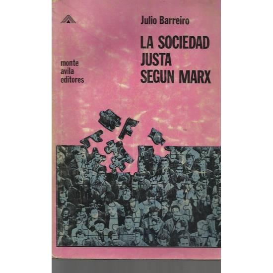 La sociedad justa segun Marx