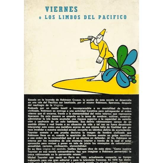 Viernes o los limbos del Pacifico (novela)