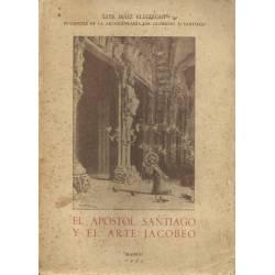 La devocion al apostol Santiago en Espana y el arte jacobeo hispanico