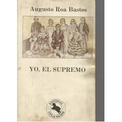 Yo, el supremo (novela)