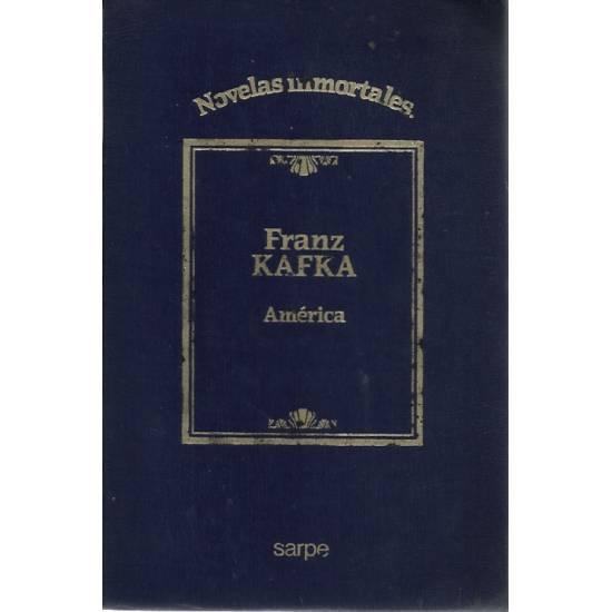America (novela)