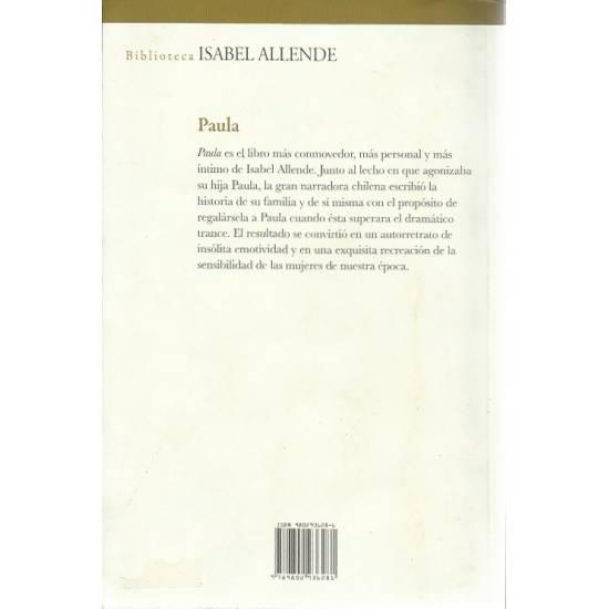 Paula (novela)