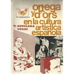 Ortega y d Ors en la cultura artistica espanola