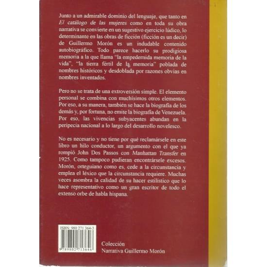El catalogo de las mujeres (novela)