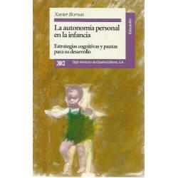 La autonomia personal en la infancia