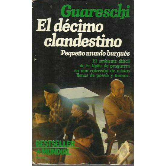 El decimo clandestino Relatos Guareschi