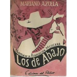 Los de abajo  Novela de la Revolucion Mexicana Mariano Azuela