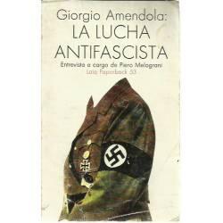 La lucha antifascista