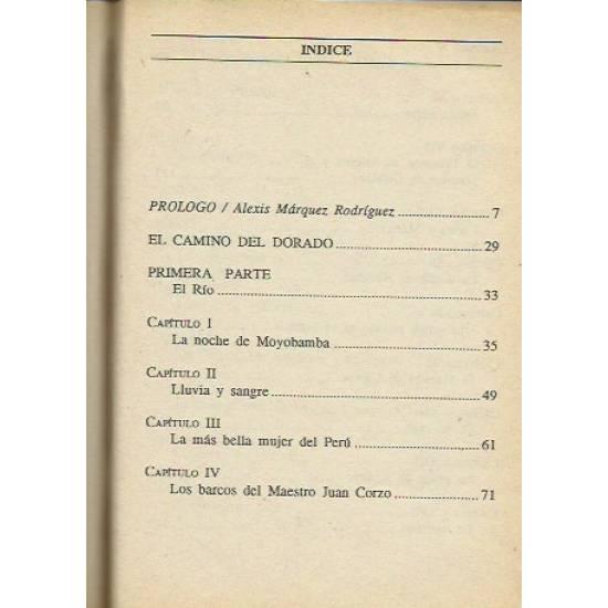 El camino del Dorado (Novela) Arturo Uslar Pietri