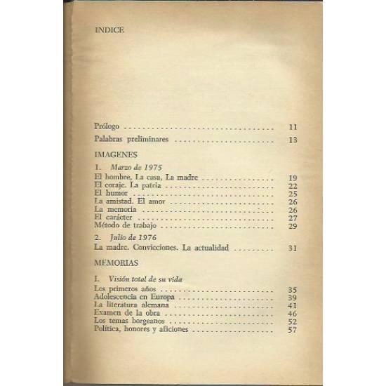 Borges Imagenes memorias dialogos