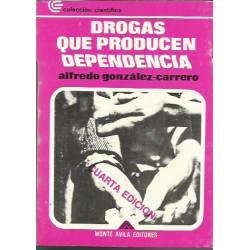 Drogas que producen dependencia