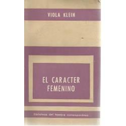 El caracter femenino Viola Klein