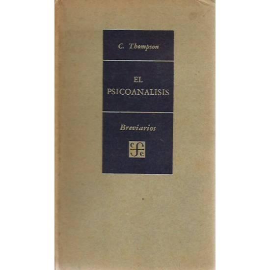 El psicoanalisis Thompson