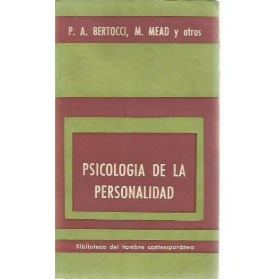 Psicologia de la personalidad Bertocci