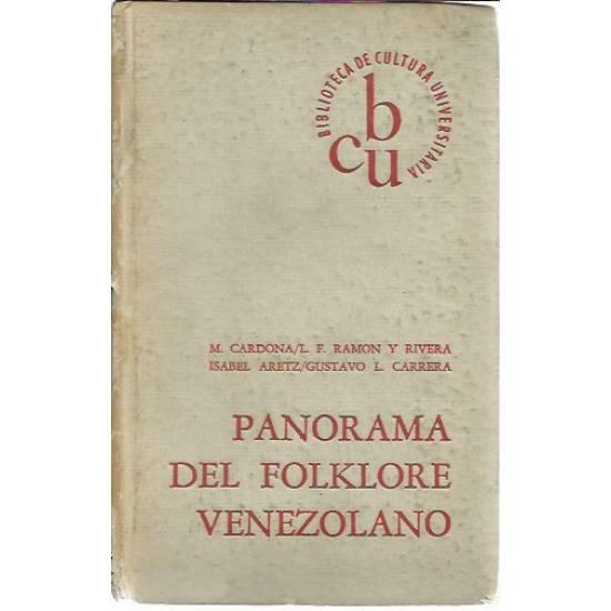 Panorama del folklore venezolano