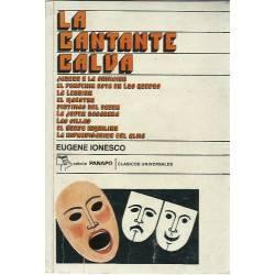 La cantante calva (Teatro) Eugene Ionescu