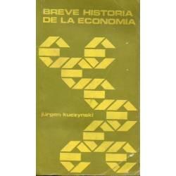 Breve historia de la economia Jurgen Kuczynski 2da edic. cubana