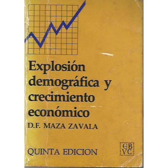Explosion demografica y crecimiento economico