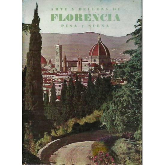 Arte y belleza de Florencia Pisa y Siena