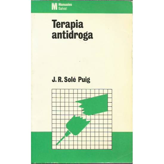 Terapia antidroga