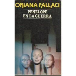 Penelope en la guerra (novela) Oriana Fallaci