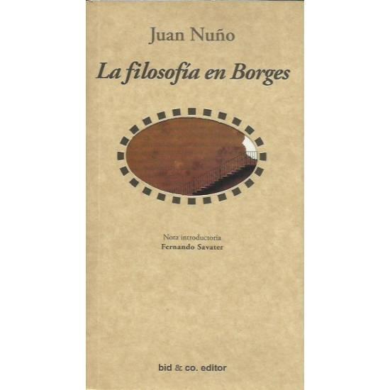 La filosofia en Borges Juan Nuno