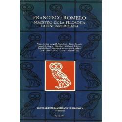 Francisco Romero Maestro de la filosofía latinoamericana