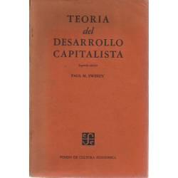 Teoría del desarrollo capitalista
