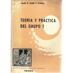 Teoría y práctica del grupo T