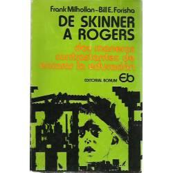 De Skinner a Rogers