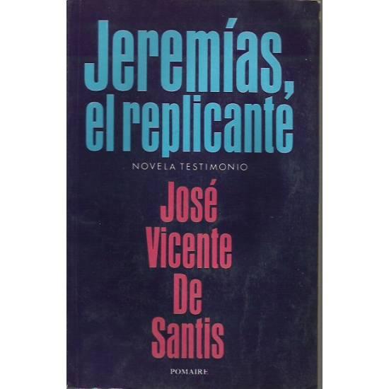 Jeremias el replicante (novela)
