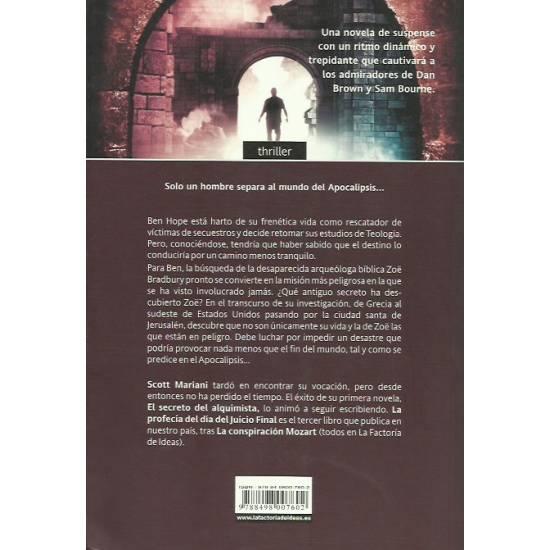 La profecía del dia del juicio final (novela)