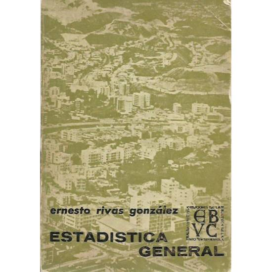 Estadística general