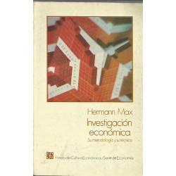 Investigación económica