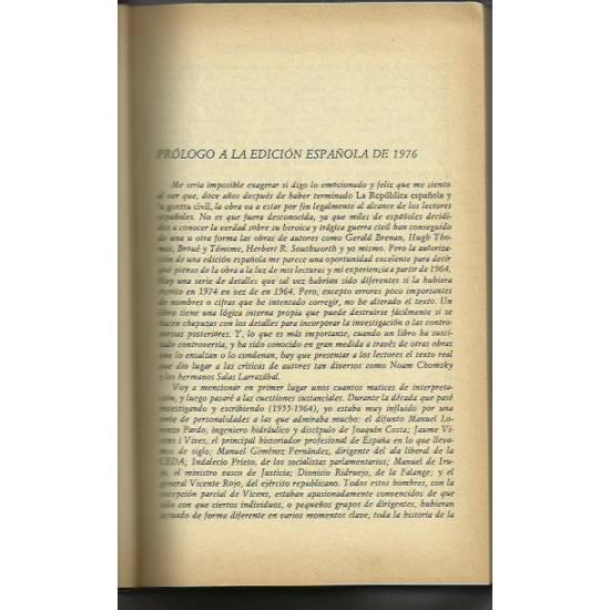 La Republica española y la guerra civil (1931-1939)