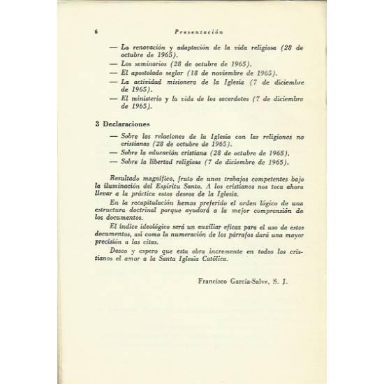 Documentos completos del Vaticano II Iglesia Católica