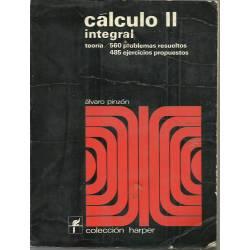 Cálculo II integral