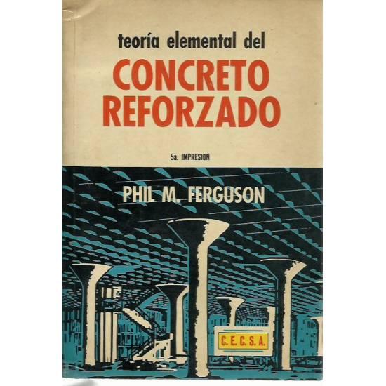 Teoría elemental del concreto reforzado