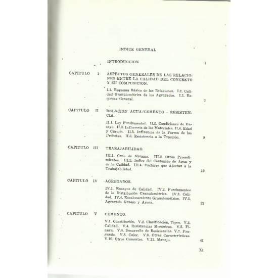Manual de concreto fresco
