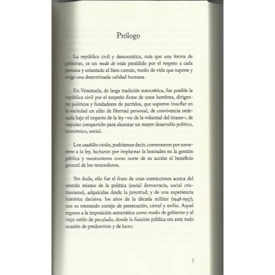 Mi testimonio (Biografía de Rafael Caldera)